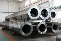 Alloy Steel Forged into Pipes