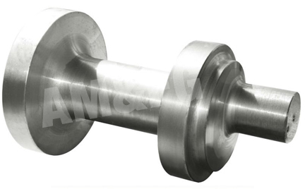 Forged Flanged Shaft