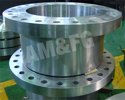 Flange made from Forged Alloy Steel