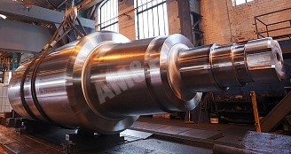 Forged Shaft for Shipbuilding
