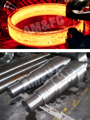 Forged Steel for Transportation Vehicles