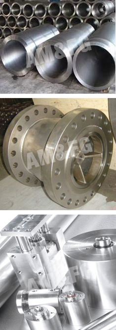 Forgings for Petro and Chemical Industry